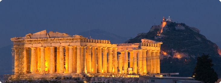 Greece Vacation Packages, Greek Island Cruises, Greece Tours - Virgin Vacations