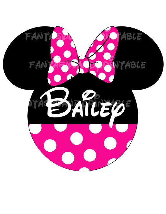 Hey, I found this really awesome Etsy listing at http://www.etsy.com/listing/150905569/minnie-mouse-classic-pink-bow-for-diy