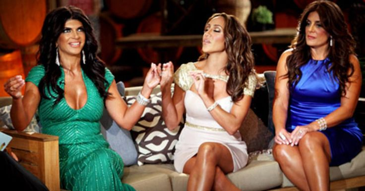 rhonj teresa and melissa | Real Housewives of New Jersey Reunion: 10 Craziest Quotes - Us Weekly