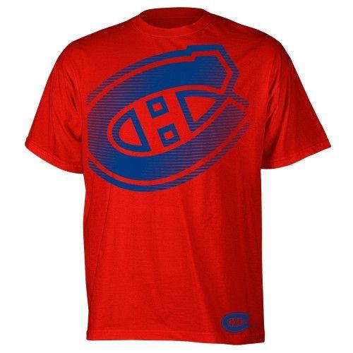 Montreal Canadiens Short Sleeve Tee