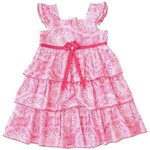 【Kids/Baby】ティアードワンピース エターナル・クリエーション #キッズファッション #ベビーファッション #エターナルクリエーション #ワンピース