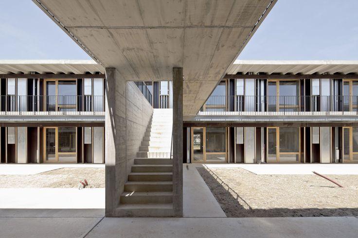 H Arquitectes - 57 Viviendas en el Campus de la ETSAV, Sant Cugat del Vallès