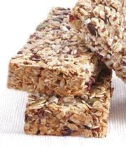 homemade granola bars.: Homemade Granola Bars