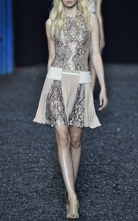 Mary Katrantzou Spring/Summer 2015 Trunkshow Look 10 on Moda Operandi