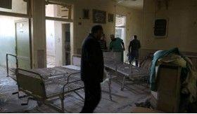 Warga Aleppo Semakin Menderita, Rumah Sakit Satu-Satunya Hancur...