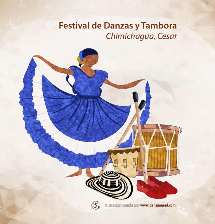 Es un Fesatival dedicado a fortalecer y difundir el folclor colombiano, especialmente el afrocaribeño. Grupos de danza y música concursan en este evento. #Sigaladanza #DazayFiesta