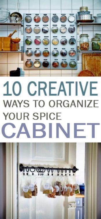 Spice Storage Images On Pinterest