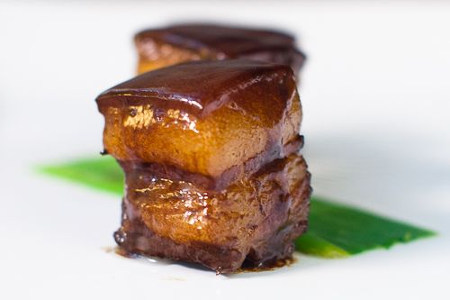 Red-cooked Pork Belly (红烧肉)