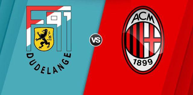 Prediksi Dudelange Vs Ac Milan Menunggu Kiprah Diavolo Ac Milan Milan