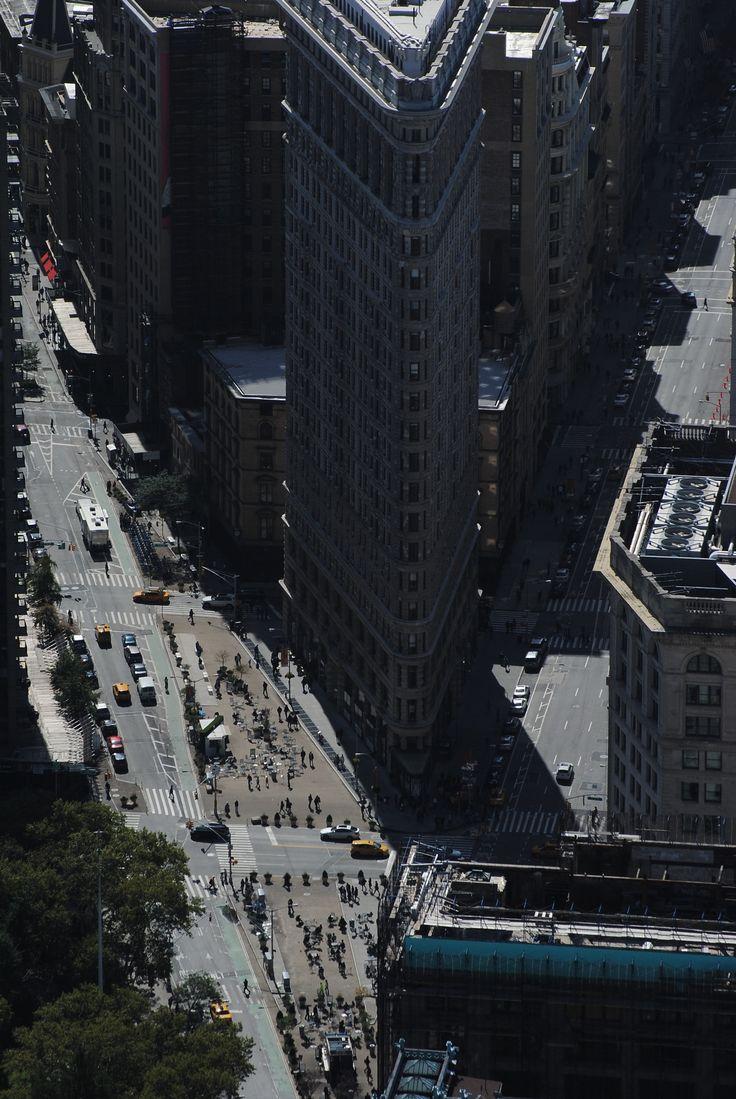 New York City Corner