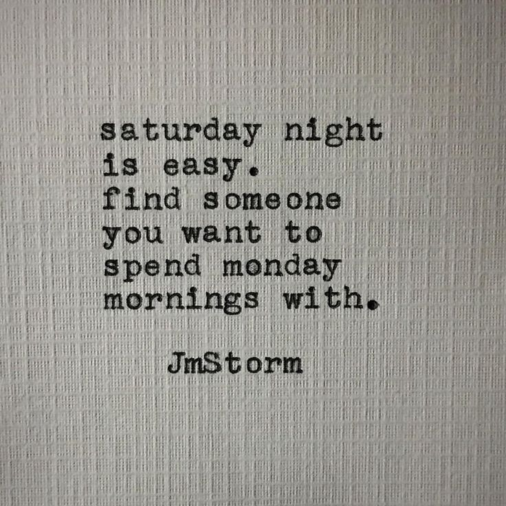 """23.1k Likes, 329 Comments - JmStorm (@jmstormquotes) on Instagram: """"Saturday nights and Monday mornings. In My Head is available through Amazon. #jmstorm…"""""""