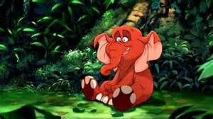 *TANTOR ~ Tarzan, 1999 // I would love this as a tattoo! :)