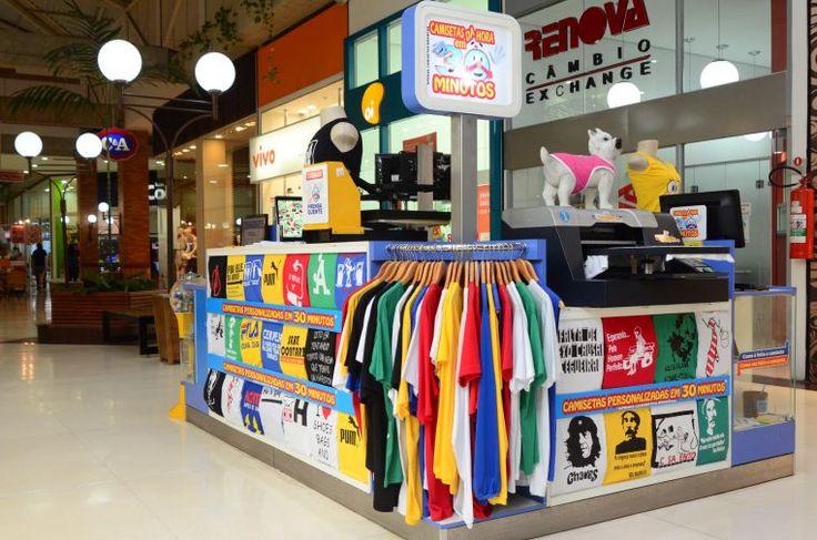 Franquia Camisetas da Hora – Como Faturar 500k por Ano Vendendo Camisetas