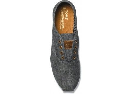 Toms Cordones With Jeans