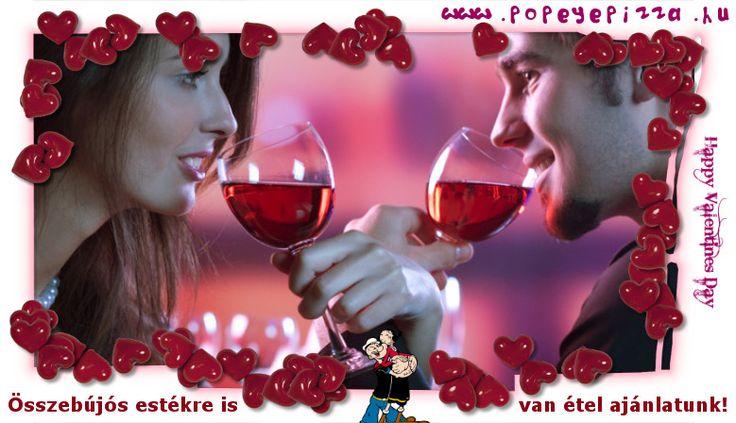 #valentin nap #törökszentmiklós #popeye #pizza #étterem #rendelés #popeyepizza.hu