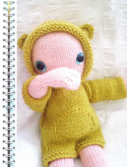 201 Best Knitting Toys And Whimsy Images On Pinterest Knitting