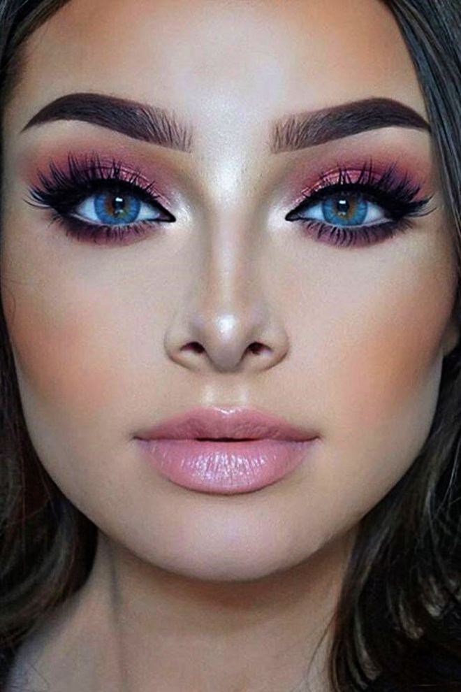 Makeup Tattoo Beautiful Makeup Tutorials Makeup Styles Pinterest