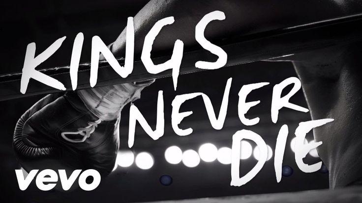 Eminem - Kings Never Die (Lyric Video) ft. Gwen Stefani