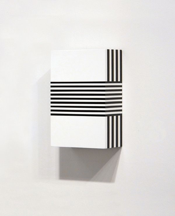 Richard Roth's 3D abstractions