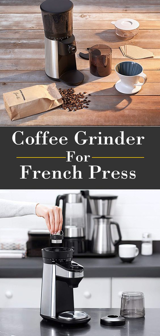 Best Coarse Coffee Grinder for French Press, PourOver