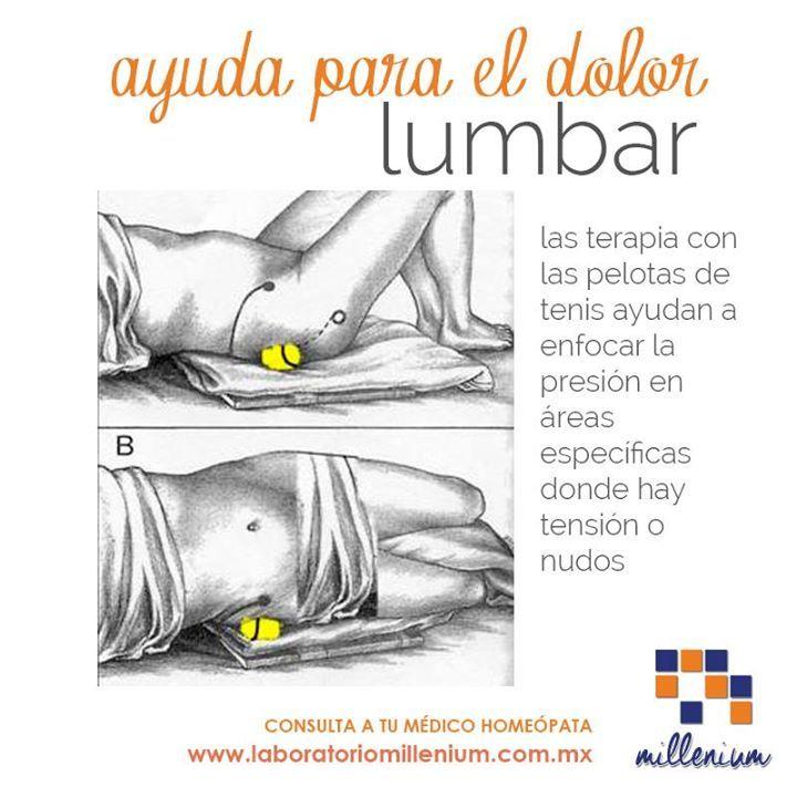 Antes de dormir puedes practicar este tip y descansar mejor tu espalda y zona lumbar.