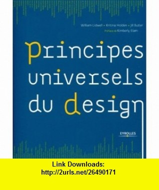 11 best pdf e book images on pinterest principes universels du design french edition 9782212128628 jill butler isbn fandeluxe Gallery