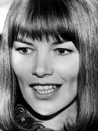 Glenda Jackson.