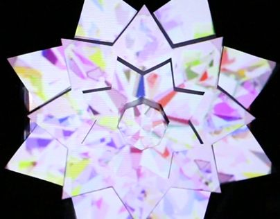 """Check out new work on my @Behance portfolio: """"Diamond Projection"""" http://be.net/gallery/31471899/Diamond-Projection"""