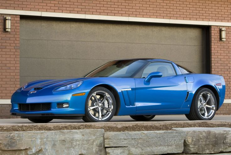 2010 Corvette Grand Sport Pricing Starts At $55,720
