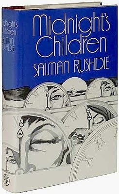 Midnight's Children, Salman Rushdie (1981).