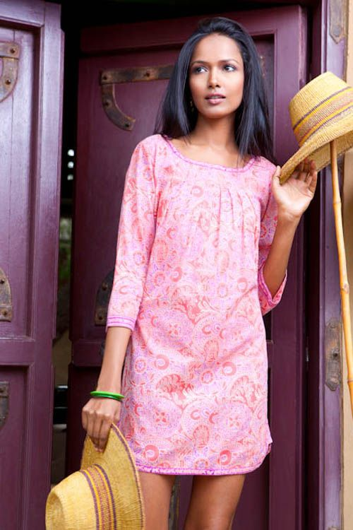 Dantelle - March 2013 #spring #fashion #india