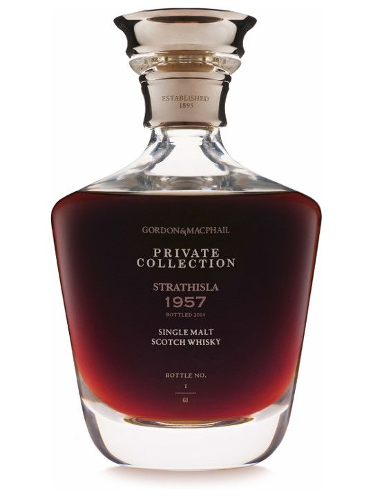 A 57-year-old Linkwood released by Gordon & Macphail as part of the Private Collection Ultra series, believed to be the oldest ever bottling from the distillery. Chosen by Michael Urquhart and his ...