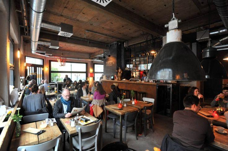 Kraftwerk - Das Restaurant. Mehr auf http://www.coolibri.de/redaktion/gastro/restaurants/kraftwerk-restaurant-duesseldorf.html