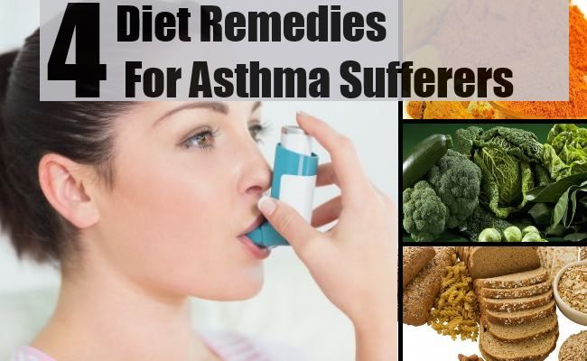 Adult asthma suplements