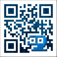 The little blue fellow in the QR code is called Visu and it is the mascot of my company Visuality.dk  Visu is a good example of how a QR code can be more exciting to watch.  Contact Visuality.dk and let us redesign your QR codes
