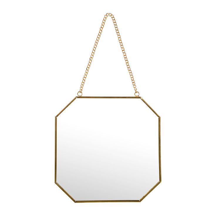 17 meilleures id es propos de miroir suspendu sur pinterest d corer les p - Miroir suspendu porte ...