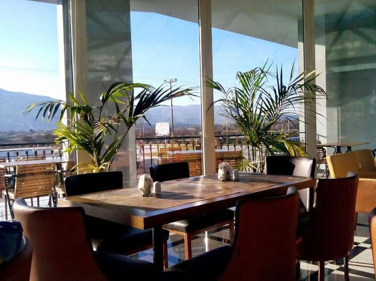 Sen5es Restaurant - Interior - Aar Hotel & Spa - Boutique Hotel - Ioannina - Epirus - Greece