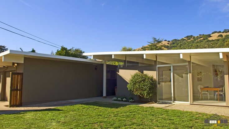 17 best images about paint this house on pinterest for Eichlers