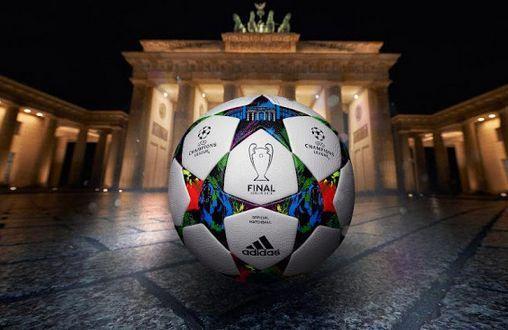 Adidas Finale Berlín, la pelota con la que decidirá el campeón de Europa de 2015