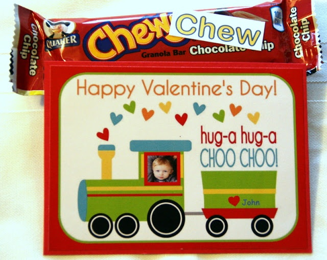 Invite and Delight: a Chew Chew Train!!