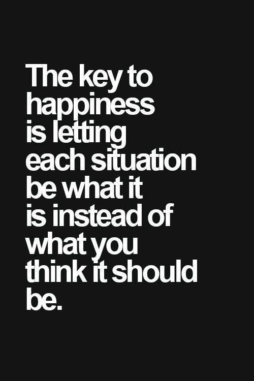 Key to Happiness | Quotes | Pinterest