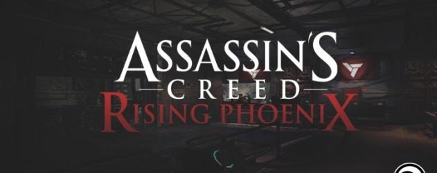 Une image bien mystérieuse a été repérée sur le web, le logo d'un #AssassinsCreed : #RisingPhoenix. Quel est ce projet totalement inconnu.