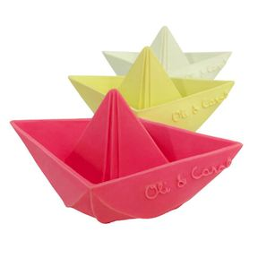 Oli+and+Carol+Origami+Ships++@+acorntoyshop.com