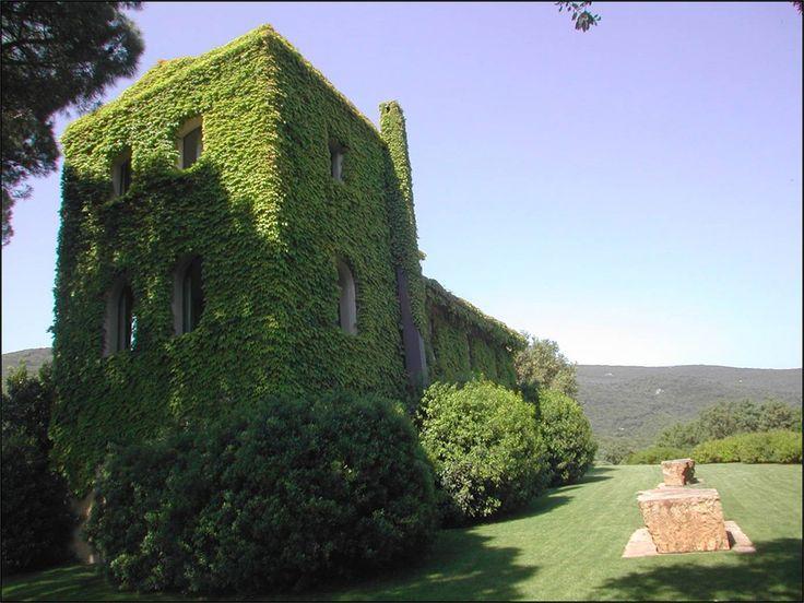 Nuovi volumi in villa esistente in Toscana