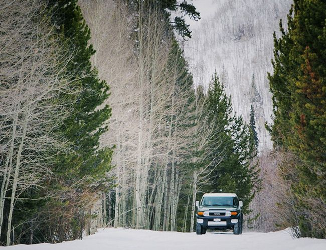 Four-Wheel Drive vs All-Wheel-Drive: Everything You Need to Know