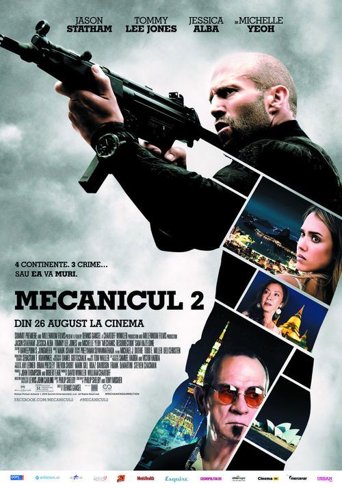 Watch Mechanic: Resurrection Full-Movie