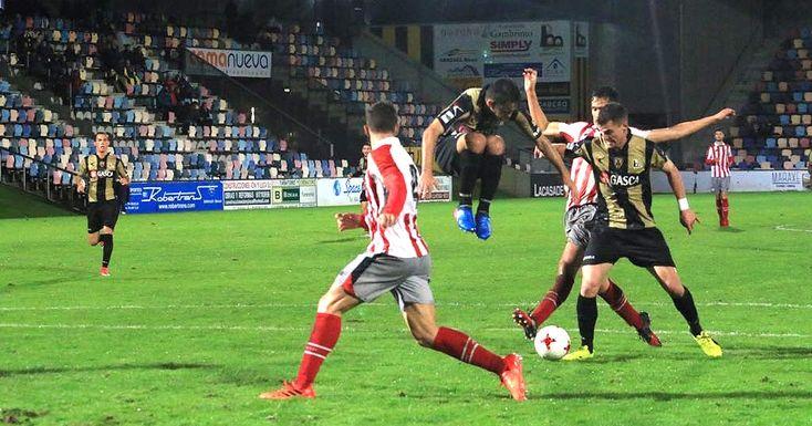 Fútbol   El Barakaldo pierde su racha ganadora en casa con el empate 1-1 ante el Bilbao Athletic