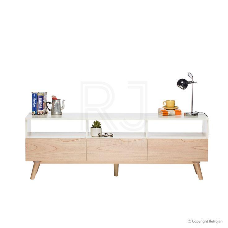 Austin Scandinavian Style AV Unit | $549.00