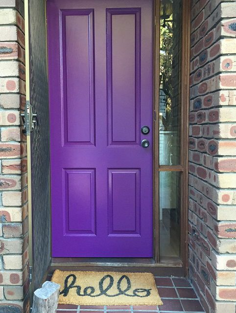Taubmans colour: Perfectly Purple