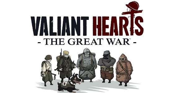 valiant hearts this is a grate game i watched a 9p walkthroug on yout tube and i cryed at the end if you love games history and crying you'll love this game